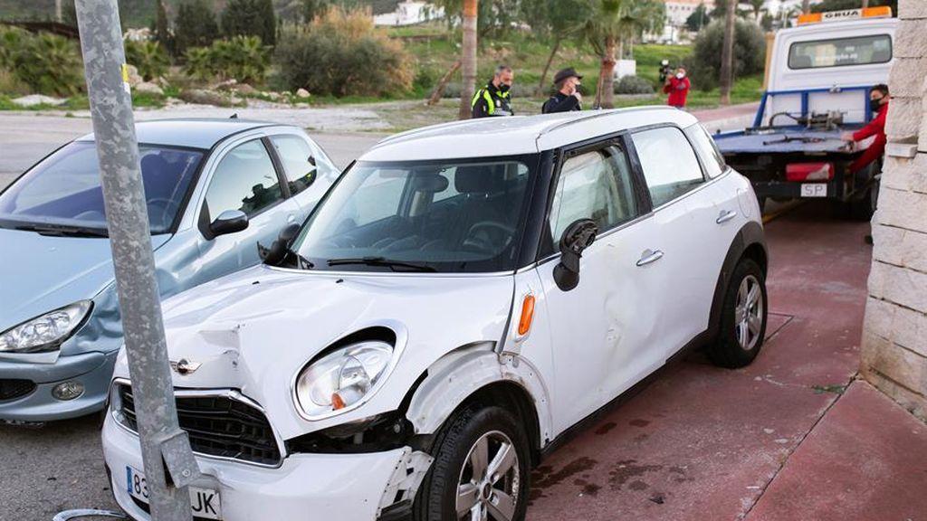Mujeres agredidas con ácido en Málaga