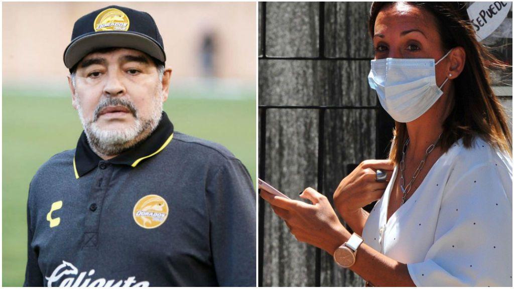"""La psiquiatra de Maradona bloqueó en su móvil información clave sobre la muerte del argentino: """"Hay medicinas encriptadas"""""""