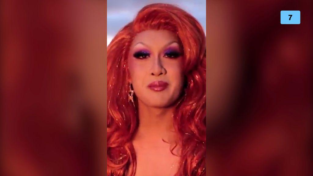 Kyne es una drag queen que enseña matemáticas y triunfa en TikTok