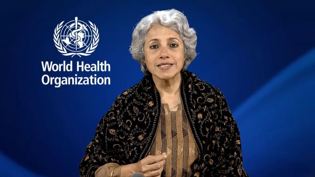 """Soumya Swaminathan, jefa de científicos de la OMS: """"No vamos a alcanzar la inmunidad de rebaño en 2021"""""""
