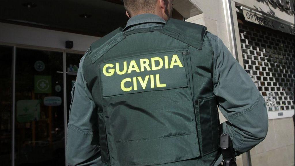 Muere un hombre tras ser disparado por un guardia civil al que agredió en Teruel