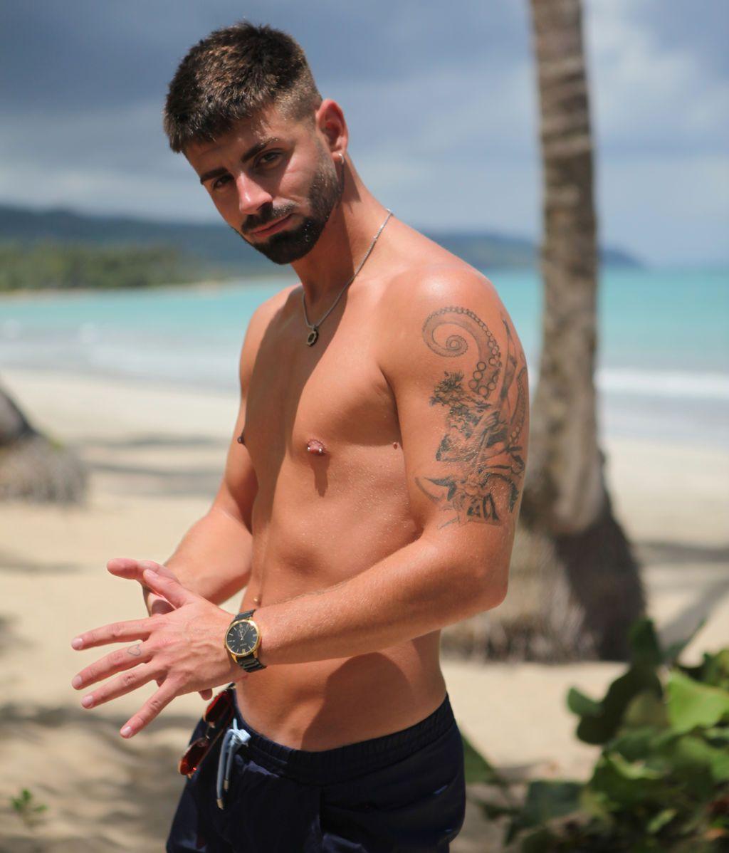 Isaac, soltero de 'La isla de las tentaciones 3'