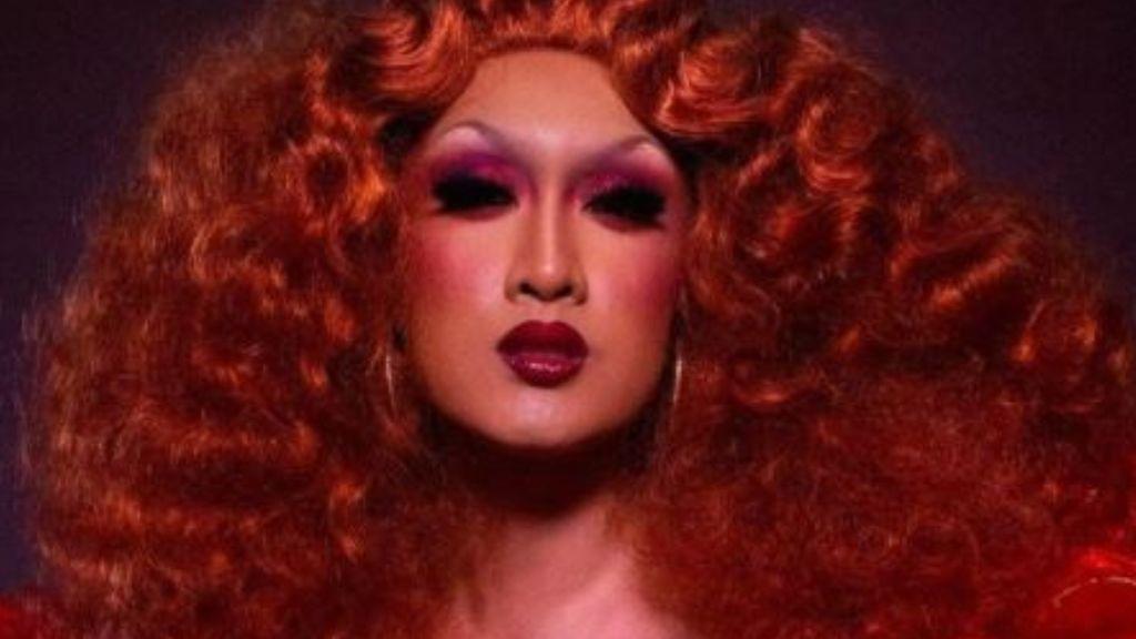 Kyne es una drag queen que tiene el título en TikTok de la mejor profesora de matemáticas