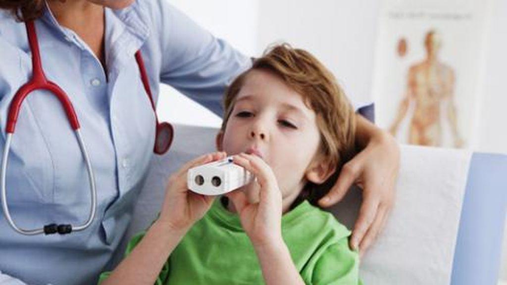 ¿Qué es una espirometría y cómo se realiza en niños? Así se podrá diagnosticar el asma y otras complicaciones pulmonares.