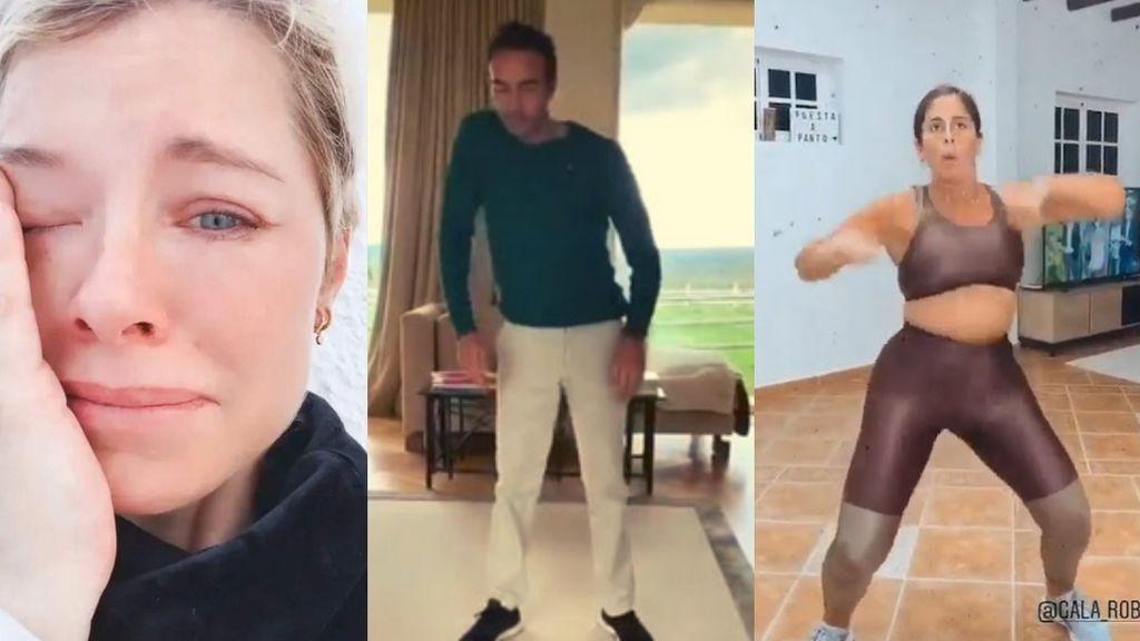 Stories para recordar: Los momentos más dantescos de los famosos en redes
