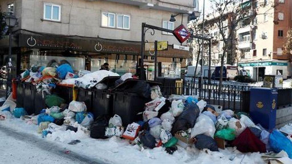 Madrid inicia la recogida de la basura este miércoles pero el alcalde pide no sacar todavía la basura
