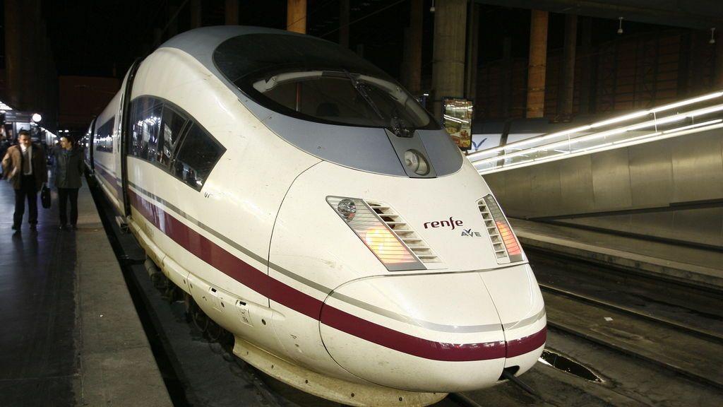 Una avería corta el servicio de AVE entre Zaragoza y Madrid