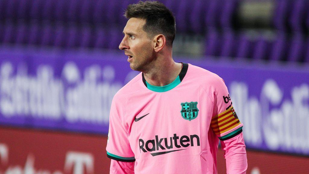 Messi está recuperando su mejor versión.