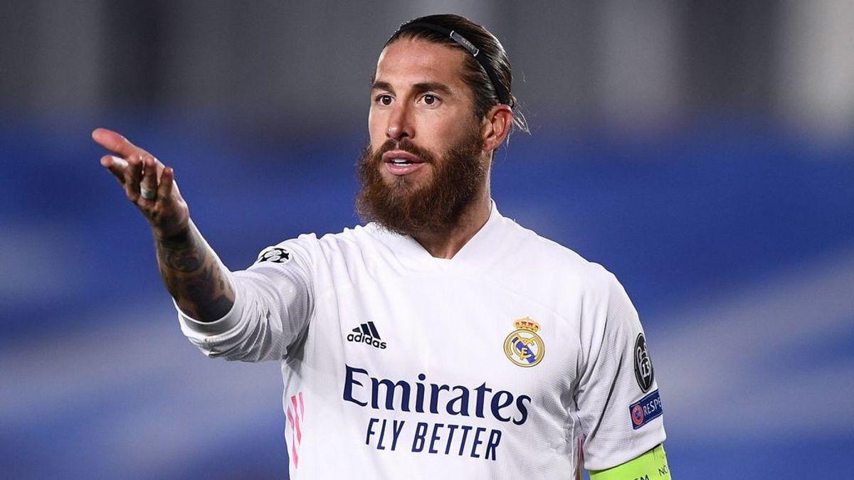 Sergio Ramos compra una yegua con el jinete Álvarez Moya, con su futuro con el Real Madrid en el aire