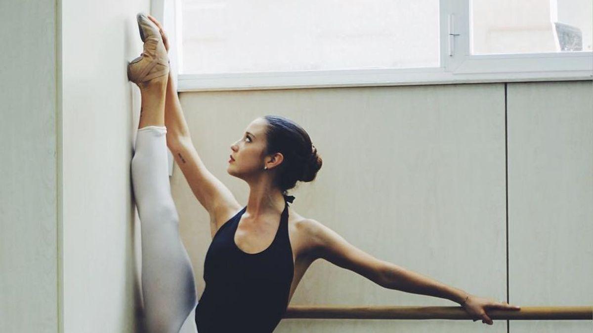 María Pedraza lleva el ballet clásico en la sangre, su otra pasión