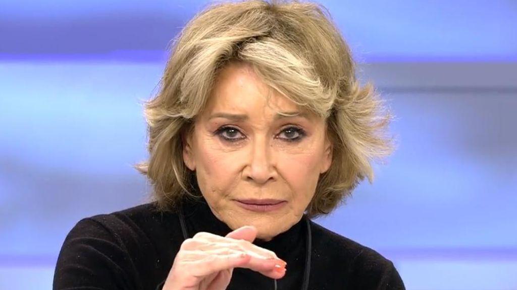 """Mila Ximénez se posiciona con María Teresa Campos y arremete contra Isabel Gemio: """"Ya no engaña a nadie"""""""