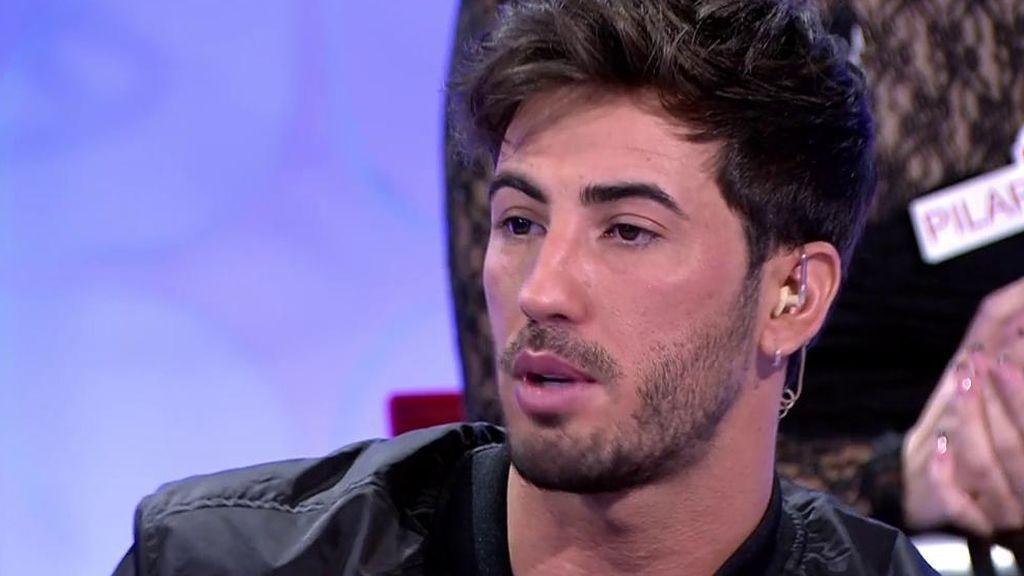 Iván confirma que Gloria Camila tenía novio cuando tuvieron una noche de pasión