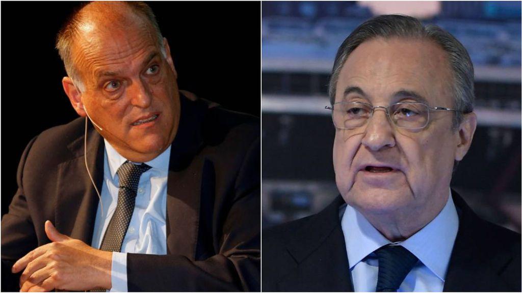 "Javier Tebas asegura que recomendó al Real Madrid no viajar a Pamplona y el club se negó: ""Me pareció mal"""