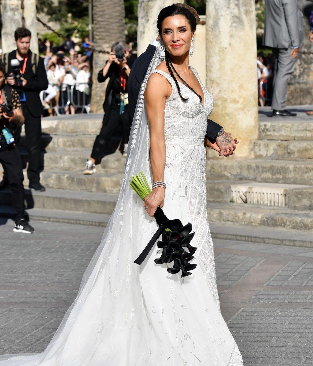Pilar Rubio boda