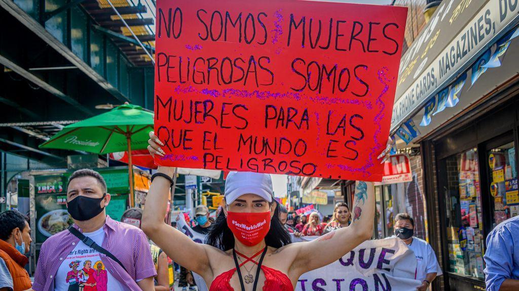 marcha derechos trans
