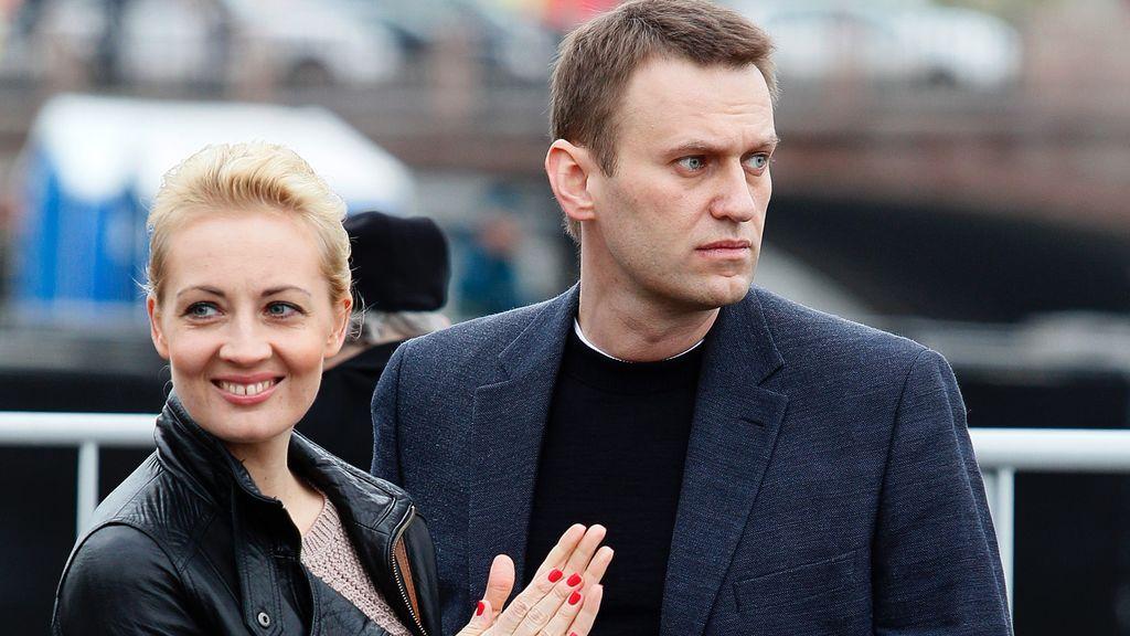 Navalny denuncia que Rusia busca encarcelarle por violar los términos de una condena suspendida