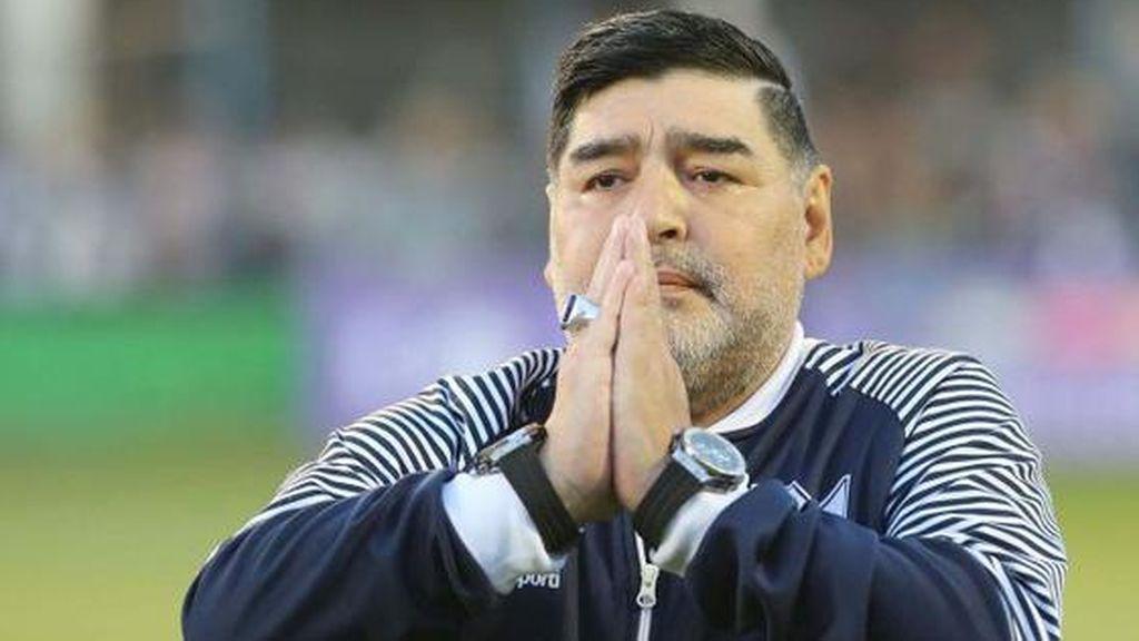 Los herederos de Maradona pueden quedarse sin herencia: debe más de 26 millones de euros a Hacienda