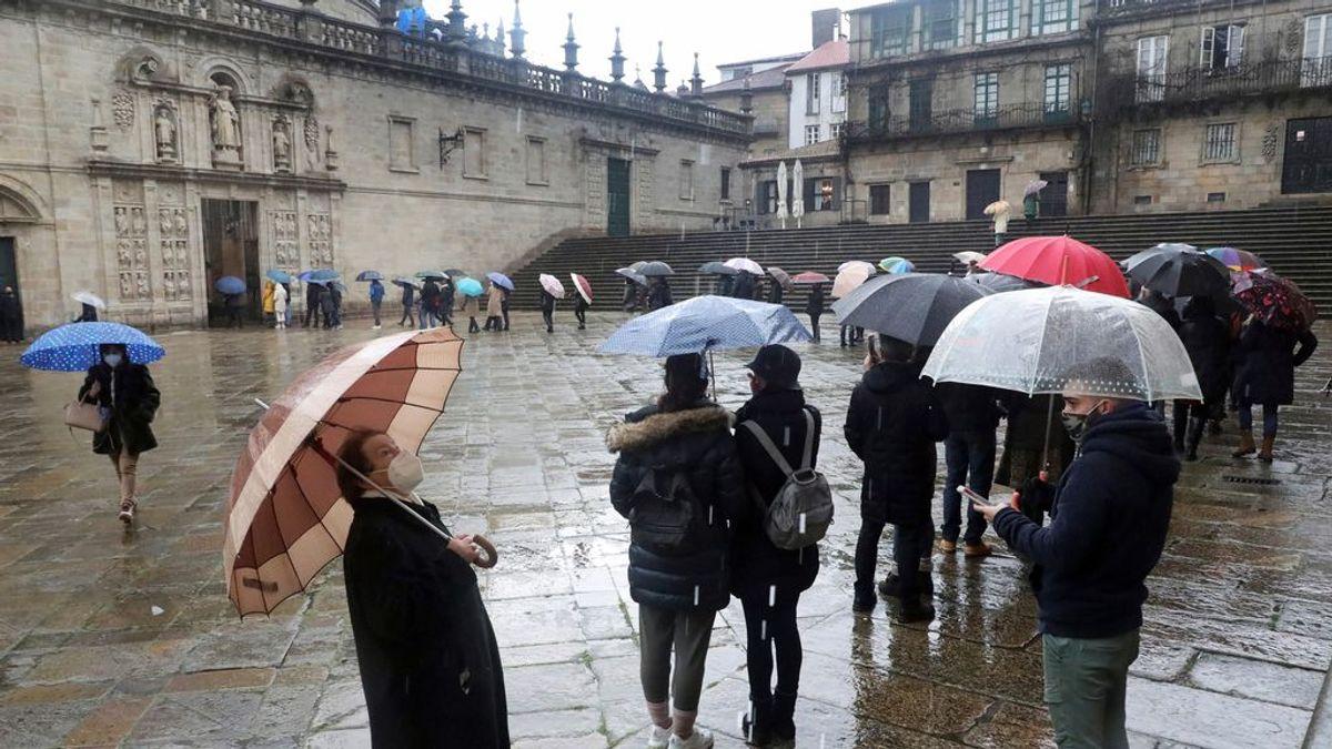 Última hora del coronavirus: Galicia prohíbe las reuniones con no convivientes a partir de las 18:00 horas