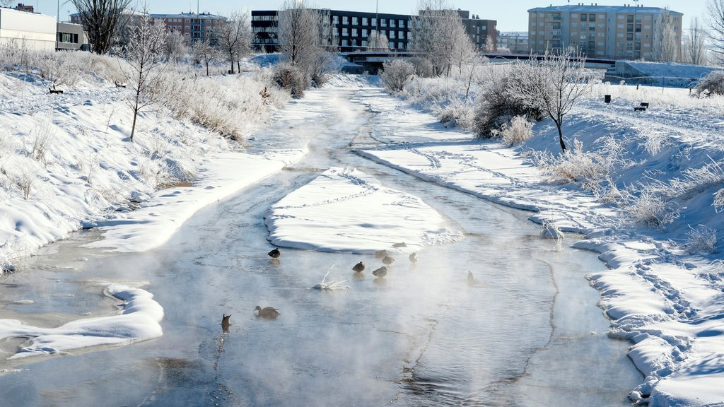 Siguen los avisos rojos por el frío: el tiempo que va a hacer en España el jueves 14 de enero