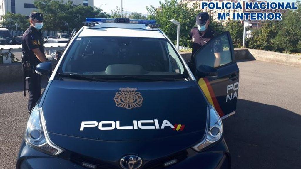 Liberada en Málaga una pareja secuestrada por unos prestamistas a cuenta de una deuda de 100.000 euros