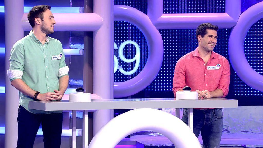José y Oliver El concurso del año Temporada 2 Programa 405