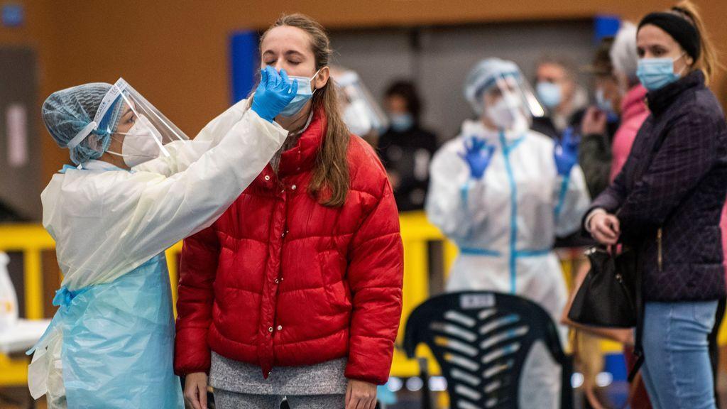 Siguen aumentando los contagios de coronavirus en España