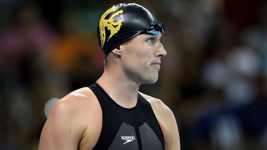 Klete Keller, el ex campeón olímpico de natación que participó en el asalto al Capitolio