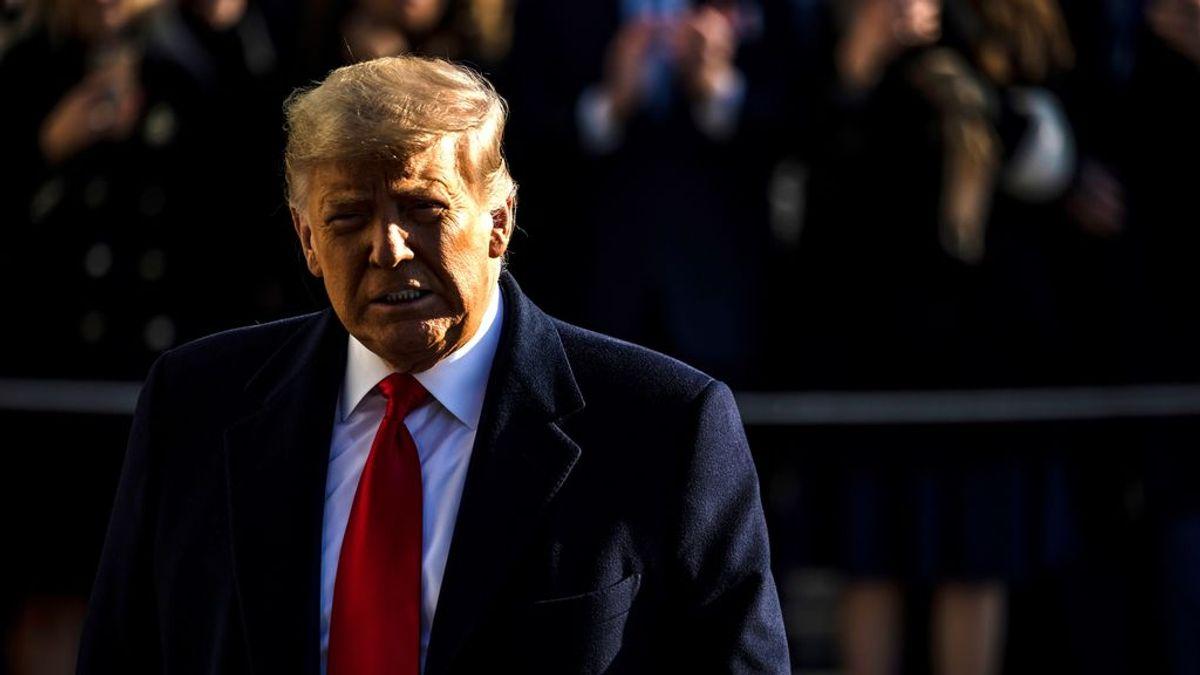 """Pence rechaza invocar la 25ª enmienda contra Trump y censura los """"juegos políticos"""" de los demócratas"""