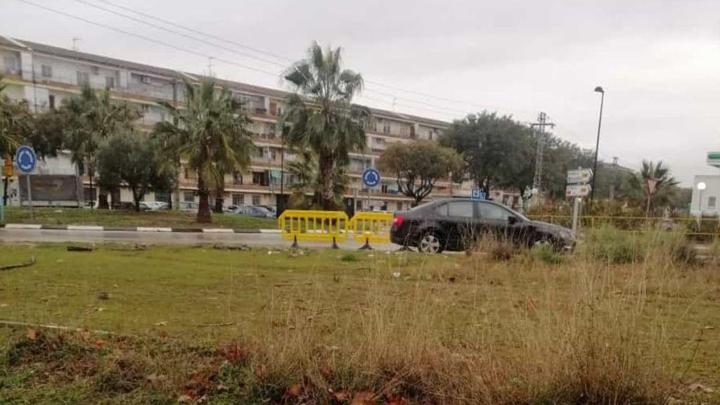 coches saltandose perimetro alfafar ikea