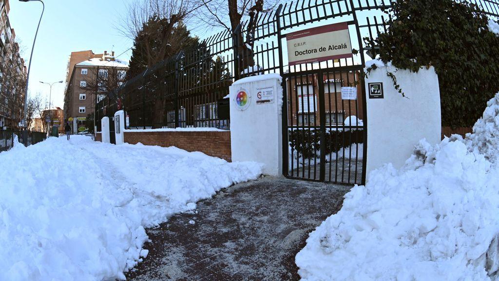 240 colegios en Madrid tendrán problemas para volver a clase el lunes