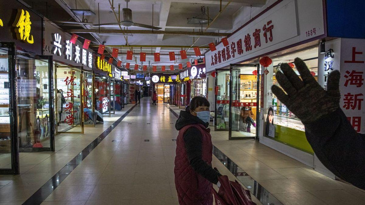 Comienza la misión de la OMS en Wuhan para investigar el origen de la pandemia