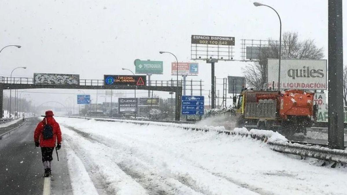 Última hora del temporal: Madrid solicitará mañana al Gobierno la declaración de zona catastrófica