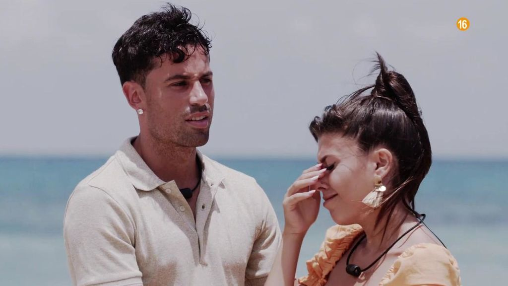 ¡Hay nuevas imágenes para ti! El momento más duro para las parejas de 'La isla de las tentaciones 3'