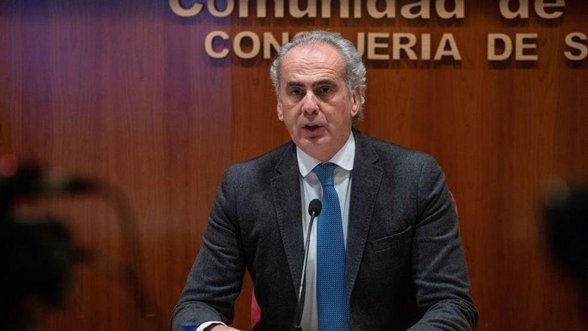 Madrid confía en que el confinamiento meteorológico frene los contagios de covid