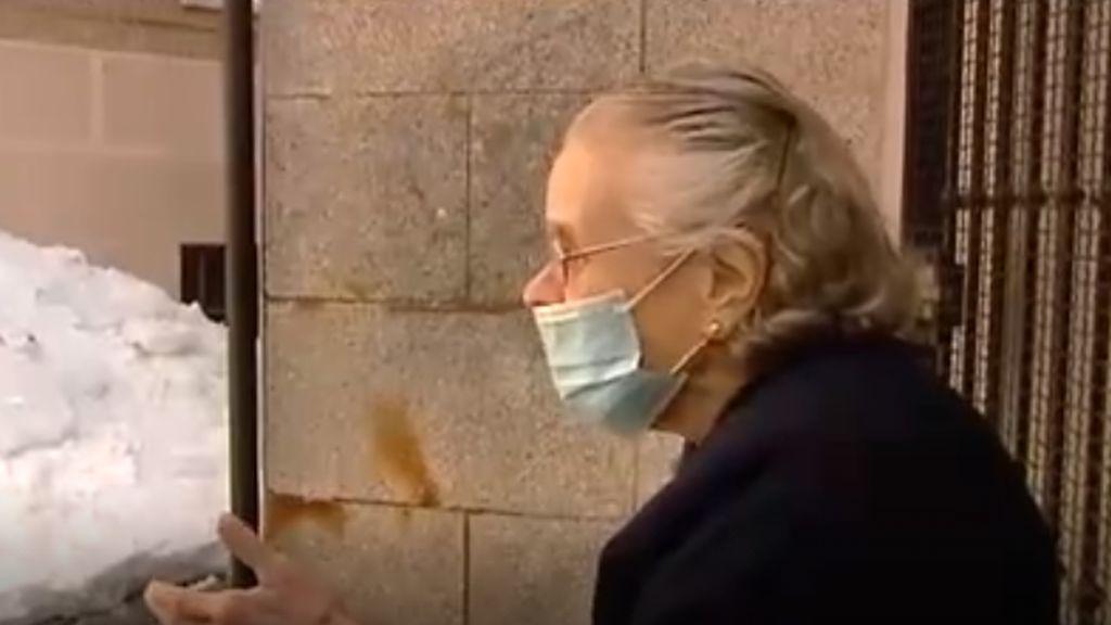 Vivir en cuesta sí que cuesta: Eusebia con 89 años lo sabe bien en Toledo
