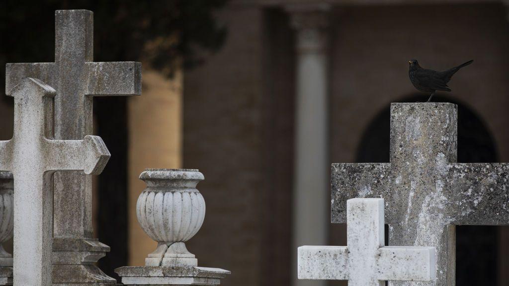 Se reanudan los entierros en Madrid cinco días después de la gran nevada