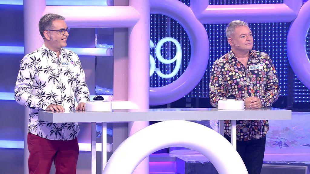 Migue y Aurelio El concurso del año Temporada 2 Programa 406