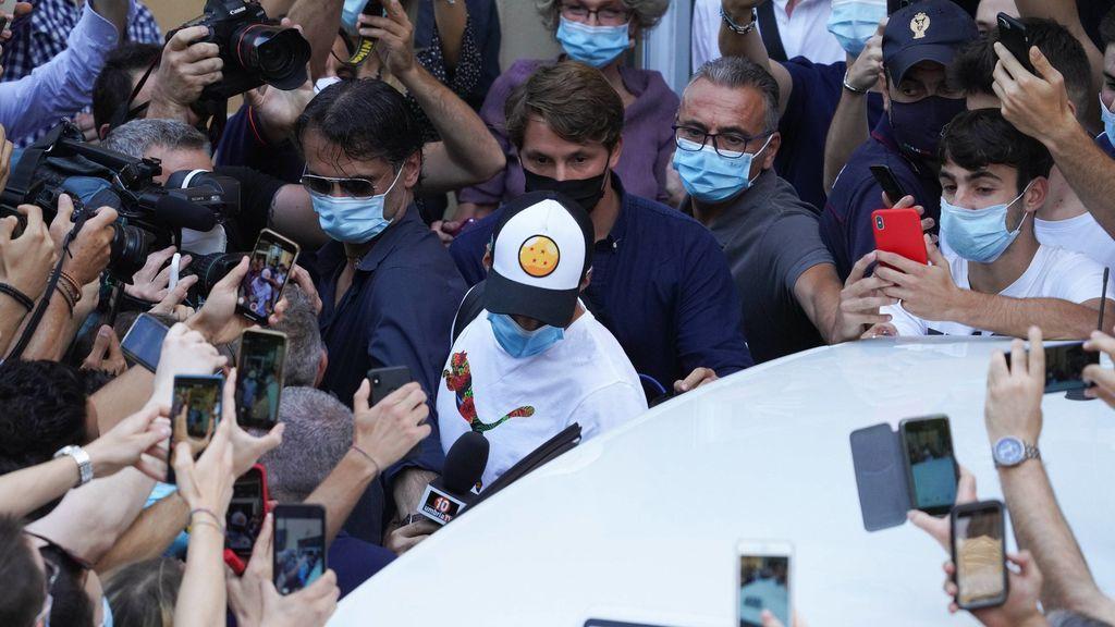 Salen a la luz nuevos mensajes y detalles del falso examen de italiano de Luis Suárez