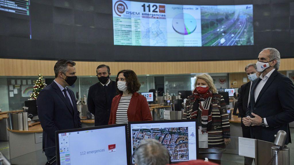 Ayuso anuncia que va a pedir también la declaración de zona catastrófica para Madrid