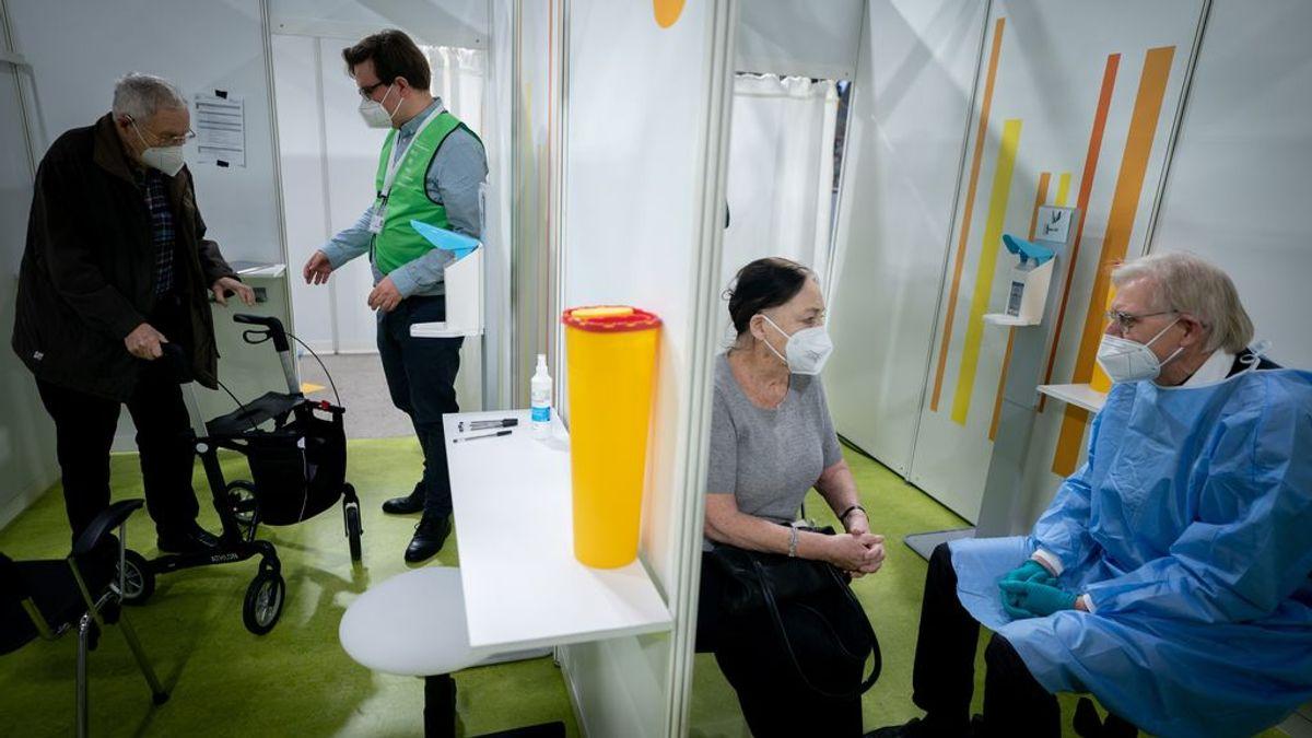 ¿Por qué muchos profesionales sanitarios de Alemania no quieren vacunarse contra el coronavirus?