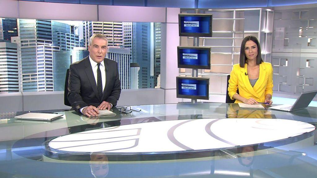 Informativos Telecinco 2021 Mediodía 14/01/2021