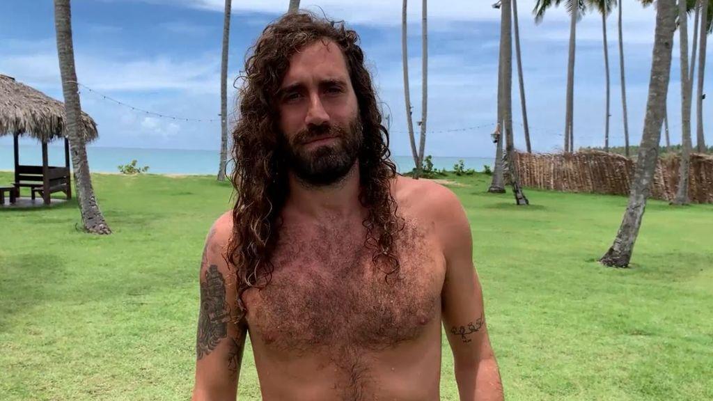 Raúl, de 'La isla de las tentaciones'
