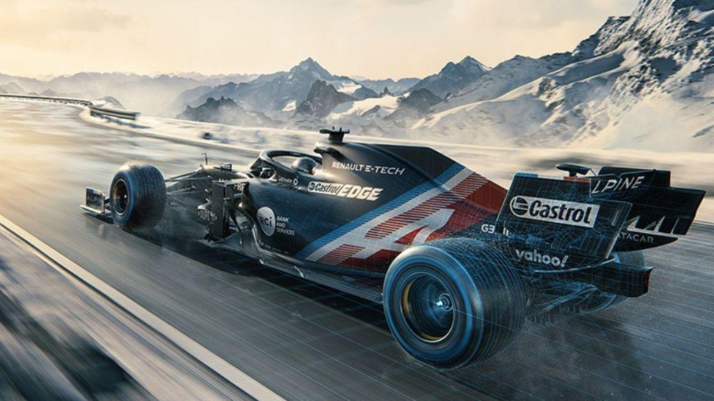 Alpine da pistas sobre el A521, el Fórmula 1 que pilotará Fernando Alonso, un homenaje al prototipo de 1975