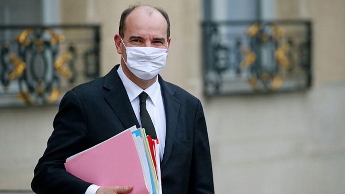 Toque de queda en Francia a las 6 de la tarde desde el viernes