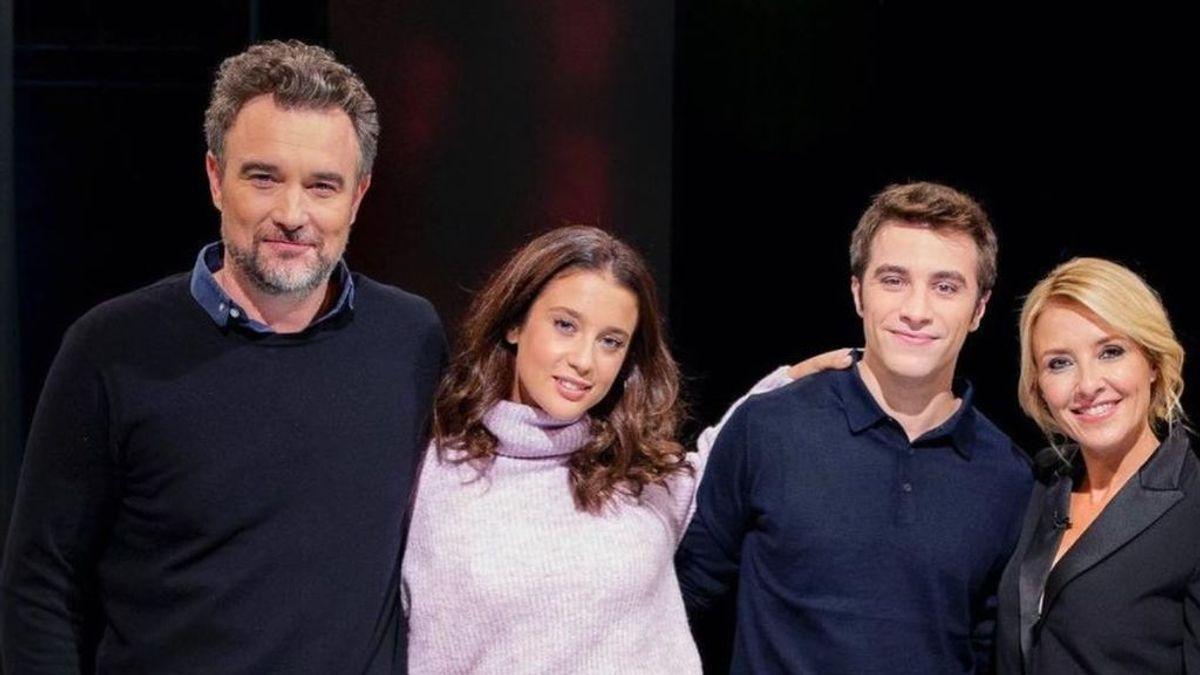Bailarina de formación, actriz gracias a Instagram: así descubrió Esteban Crespo a María Pedraza