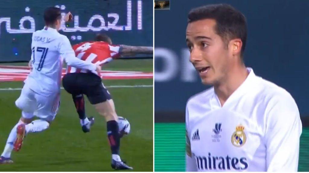 """El madridismo clama contra Lucas Vázquez tras sus dos fallos: """"Volvió el de siempre, el que todos odiamos"""""""
