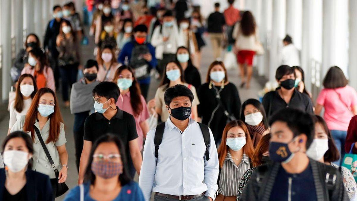 """La OMS advierte de que la pandemia aún no ha acabado: este año """"podría ser incluso más difícil"""""""