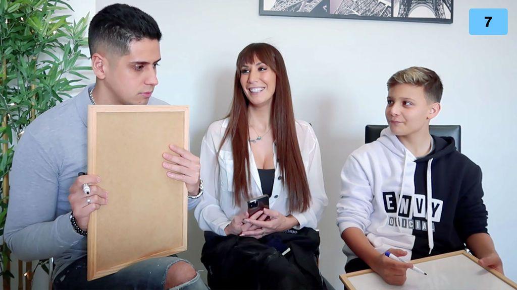 Fani nos presenta a su hijo Emilio y hablan sin tapujos sobre su relación (2/2)