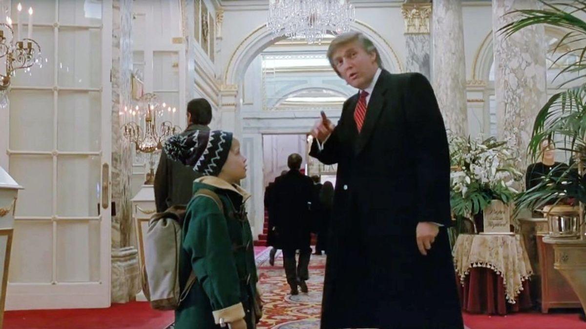 Macaulay Culkin apoya la campaña para eliminar el cameo de Donald Trump en 'Solo en casa 2'