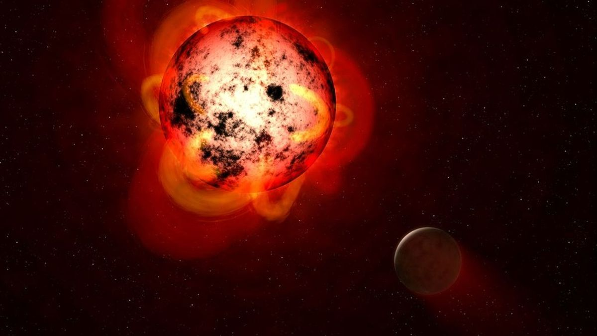 Un estudio liderado por astrónomos españoles confirma un nuevo método para detectar exoplanetas